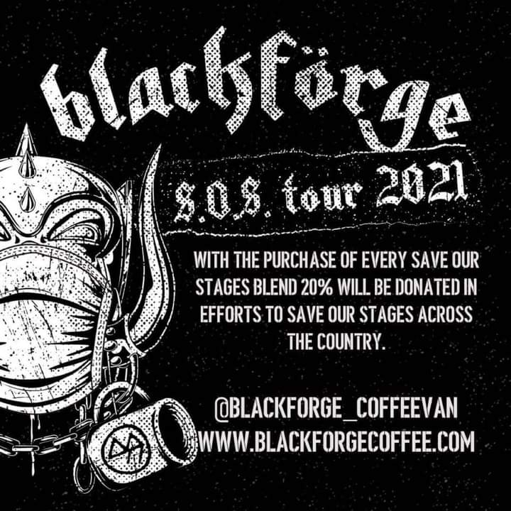 Blackforge Van Tour