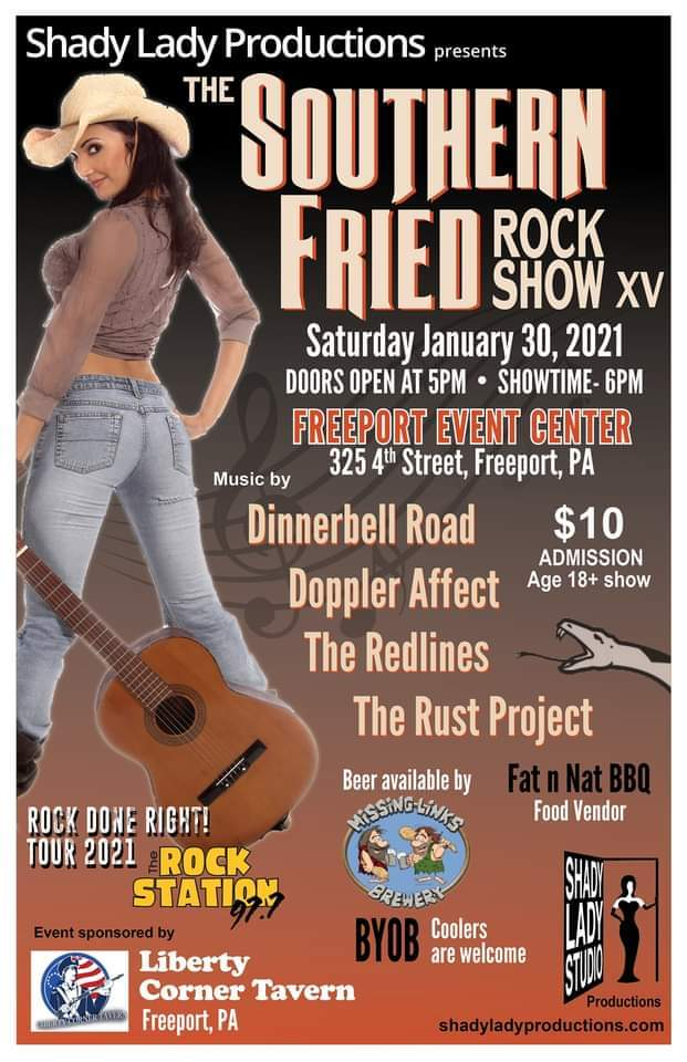 Southern Fried Rock Show