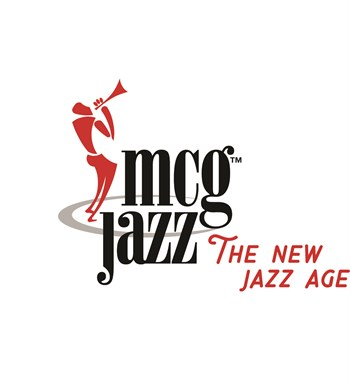 MCG Jazz the new jazz age logo