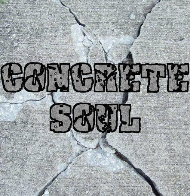 Concrete Soul PARS574